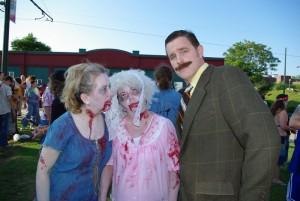 Harold Toboggans cures grandma zombies