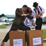 Doctor Toboggans and the Memphis zombies